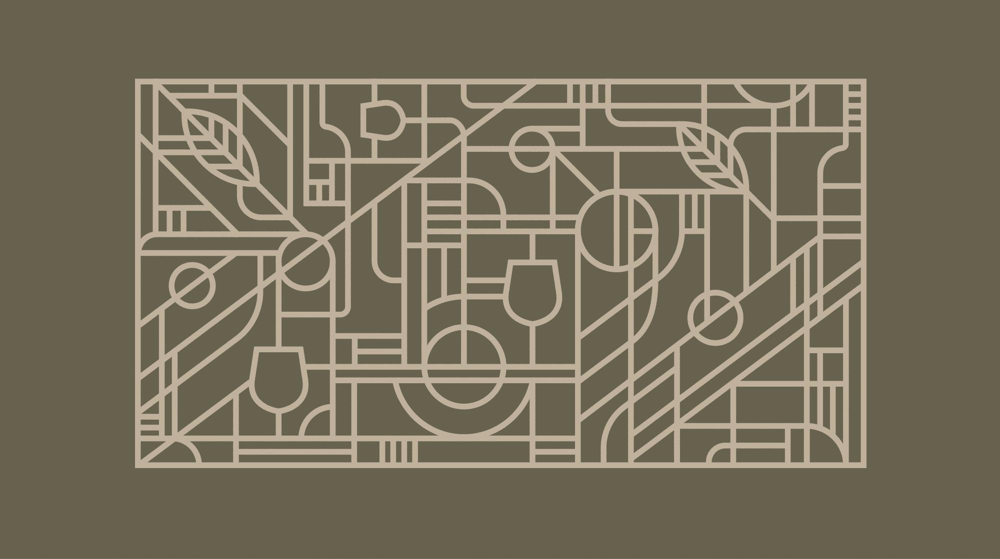 sandestin-pattern